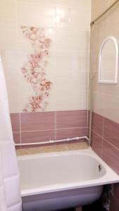 Un baño de Квартира в центре Пятигорска