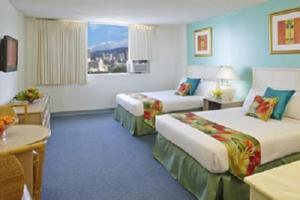 Pagoda Hotel Honolulu