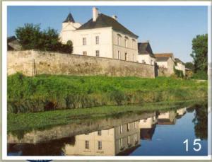 Chambres d'hotes Domaine du Héron Rivière