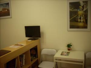 تلفاز و/أو أجهزة ترفيهية في Apartman7
