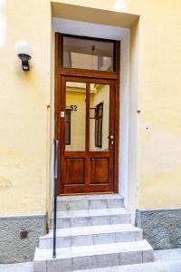 החזית או הכניסה של Townhouse Tegethoff by welcome2vienna