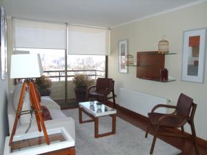 Apartamento bellavista departamento for Decoracion hogar santiago chile