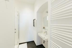 حمام في The newPAST Apartments