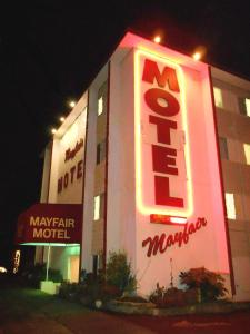 Mayfair Motel Victoria