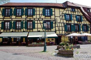 Hotel du Mouton Ribeauvillé