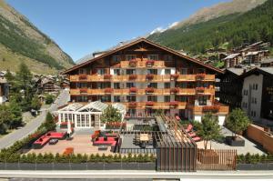Hotel Couronne Superior Zermatt