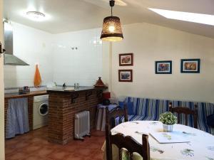 Nhà hàng/khu ăn uống khác tại Apto rural Fuente El Chorrito de Grazalema