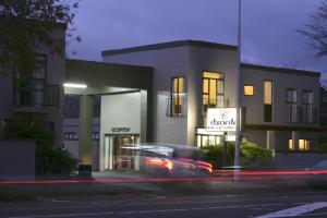 Chancellor Motor Lodge and Conference Centre Palmerston North