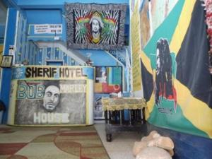 Bob Marley House Sherief Hotel Luxor Louxor