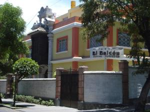 El Balcon Hostal Turistico Arequipa