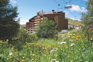 Résidence Pierre & Vacances Les Bergers L'Alpe d'Huez