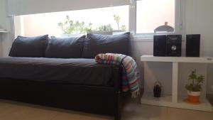 Un lugar para sentarse en La casa del eucaliptus