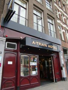 A Train Hotel Amsterdam Netherlands