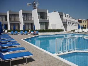 Penelopi Beach Hotel Apts 3* (Кипр/Протарас) Рейтинг