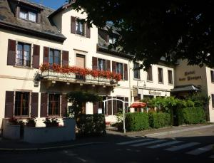 Hotel des Vosges Obernai