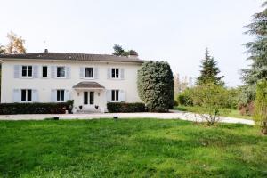 Chambres d'hotes La Maison de Roussille Francheville