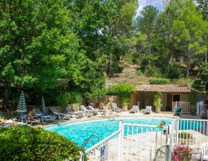 Hotel Villa Borghese Gréoux les Bains