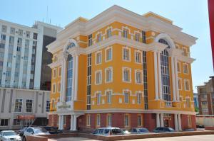 Парк Отель 3* (Россия/Саранск) Рейтинг отелей и