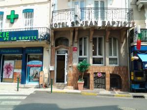 Hotel Saint-Jean Baptiste Lourdes