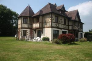 Casas rurales  Manoir Melphil Saint-Etienne la Thillaye