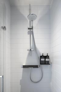 Um banheiro em Zoku Amsterdam