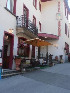Hotel Escher Loèche les Bains