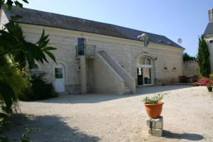 Chambres d'hotes Les Roches à Renards Huismes