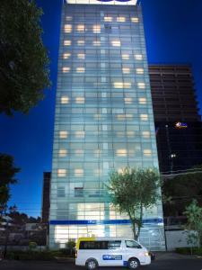 Hotel city express reforma mexico city mexico for Reforma express