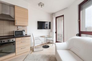 Un lugar para sentarse en Royal Exclusive Apartments in Centre