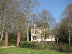 Casas rurales  Château de Launay Méry Corbon
