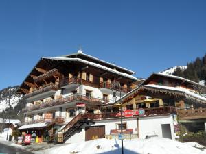 Hotel Arc en Ciel Châtel