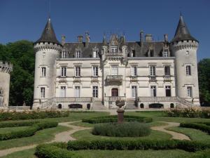 Château de Nieuil Nieuil