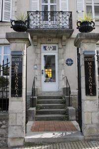 Hotel Maïtagaria Biarritz