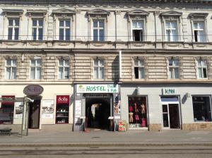 Hyde Park Hostel Bratislava