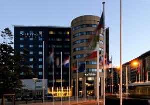 Hotel Pullman Brussels Centre Midi Bruxelles