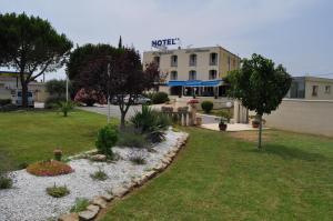 Hotel Les Mimosas Lunel