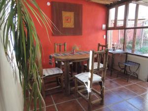 Un restaurant u otro lugar para comer en Karallantay