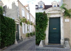 Chambres d 39 h tes ch teauroux for Vive le jardin 36250 saint maur