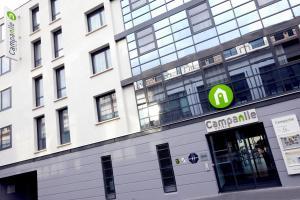 Hotel Campanile Bordeaux Centre Gare Saint-Jean Bordeaux