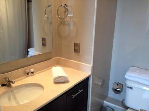 Um banheiro em Travel Place Lyon