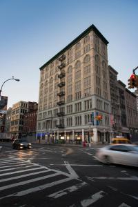 Tribeca Blu Hotel (Soho Garden Hotel) New York City