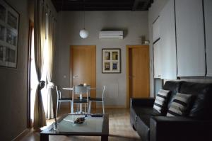 אזור ישיבה ב-Casa de los Mozárabes El Greco Collection