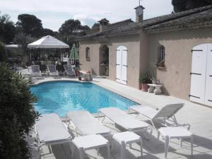 Villa le Jas des Ecureuils Roquebrune sur Argens
