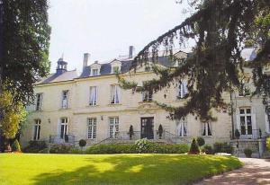 Chambres d'hotes Château de Beaulieu Saumur