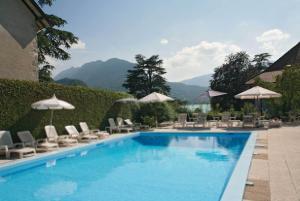 Hotel Le Lac Talloires