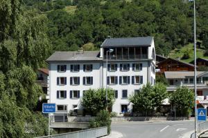 Hotel Restaurant Le Giétroz Le Châble