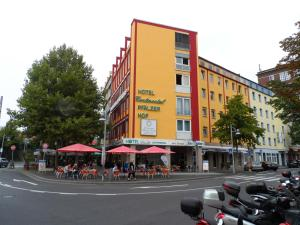 Hotel Continental Koblenz Coblence