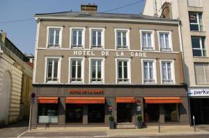 Hotel de la Gare Troyes Centre Troyes