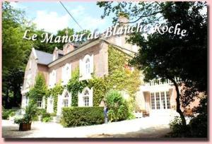 Gites du Manoir de Blanche Roche Saint-Jouan des Guérets