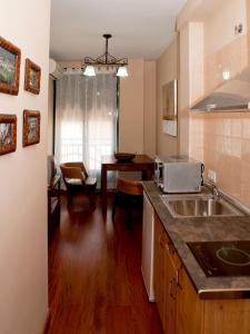 Apartamentos La Vera